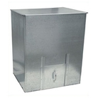 Galvanised Coal Bunker 10cwt
