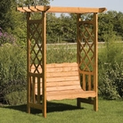 Somerset Bench Arbour