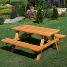 Somerset Picnic Bench