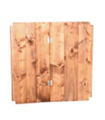 Lids for DD2537D Wooden Modular Compost Bin