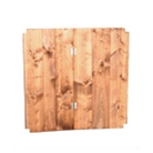 Lids for DD2537D Wooden Modular Compost Bin