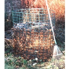 Leaf Mould Compost Bin
