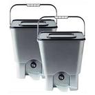 Bokashi Bucket Double
