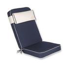 Luxury Garden Recliner Cushion