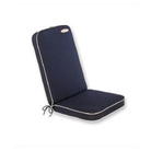 Luxury Seat Pad With Back Cushion
