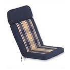 Wooden Garden Recliner Cushion