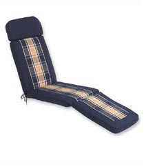 Garden Wooden Steamer Cushion