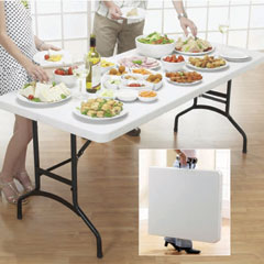 Foldaway Banquet Table - 5 ft