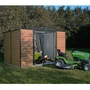 Rowlinson Woodvale10x6 Metal Shed