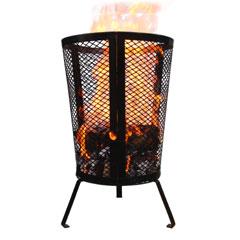 Steel Mesh Garden Incinerator