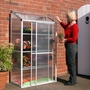 Lean-To Compact Greenhouse