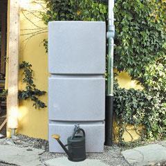 Wall Water Tank 750l - Water Butt