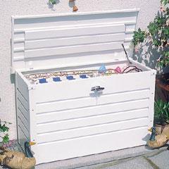 Heavy Duty Garden Storage Box 100cm