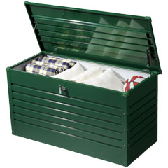 Heavy Duty Garden Storage Box 130cm