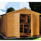 Rowlinson Shiplap FSC Workshop 9'x12'
