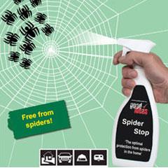 Spider Stop Spray