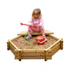 Childrens Sandpit