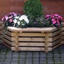 Flatback Window Seat/Planter