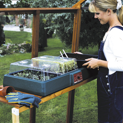 Three-In-One  Heated Propagator