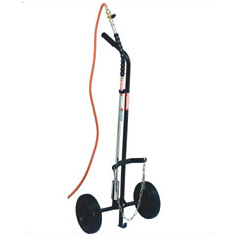 Professional Weed-Wand With Trolley
