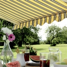 Windsor Sun Awning 2.5m