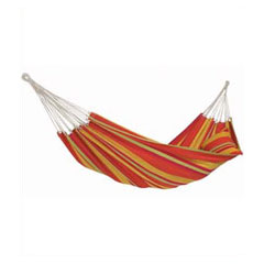Single Hammock - Red (Lava)