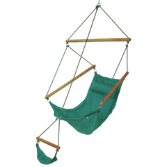 Swinger Chair - Green