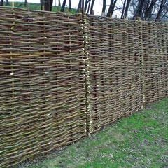 Hazel hurdles - 6ft x 6ft