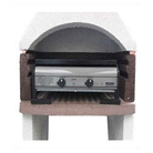 Gas Barbecue Insert for Masonry BBQ