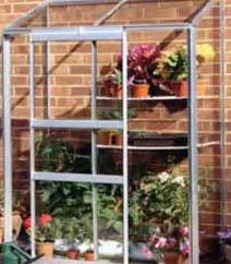 Wall Garden 42: horticultural glass