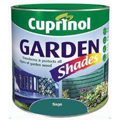 Cuprinol Garden Shades - Sage 1 litre