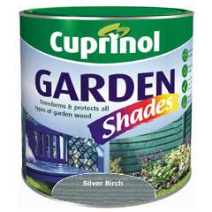 Cuprinol Garden Shades - Silver Birch 1 litre