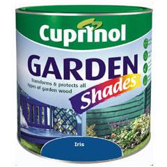 Cuprinol Garden Shades - Iris 1 litre
