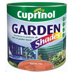 Cuprinol Garden Shades - Terracotta