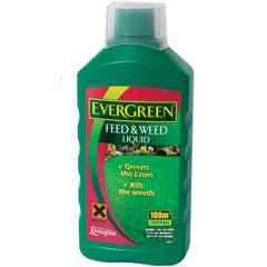 EverGreen Feed & Weed liquid 1 litre