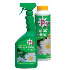 PY Spray Garden Insect Killer Concentrate