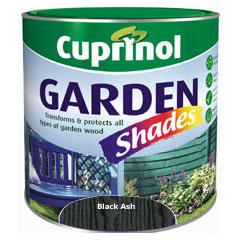Cuprinol Garden Shades - Black Ash 1 litre
