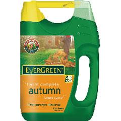 Evergreen Autumn Lawn Food 3.5kg Spreader