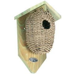 Woven Birds Nest: Seagrass