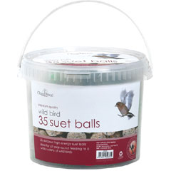 Chapelwood Suet Balls Tub of 35