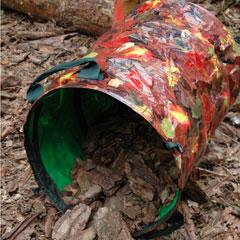 Leaf Design Garden Tidy Bag