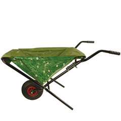 Daisy Design Folding Wheelbarrow