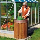 Wooden Rainwater Butt 200ltr