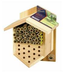 Chapelwood Bee and Ladybird Nesting Box