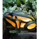 Cast Iron Toad Tealight Lantern