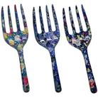 Floral Hand Fork