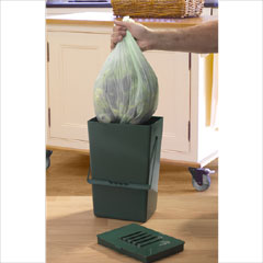 Biodegradable 9L Compost Bags - roll of 20