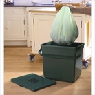 Biodegradable 30L compost bags - roll of 10