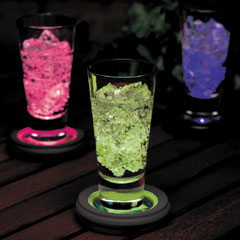 Solar Coasters 2 Pack
