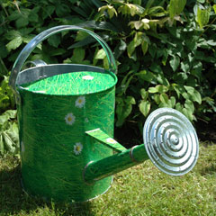 Daisy Design Watering Can